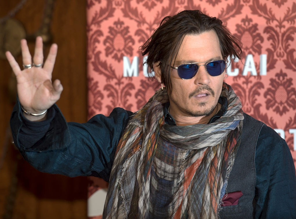 Johnny Depp Forms Supergroup, Hollywood Vampires, With ...