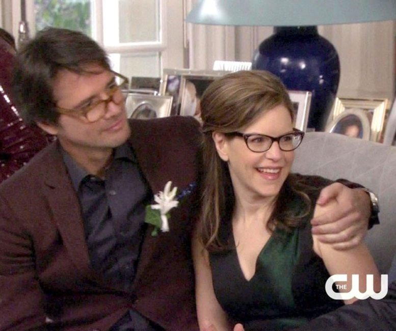 Gossip Girl Couples, Matthew Settle, Lisa Loeb