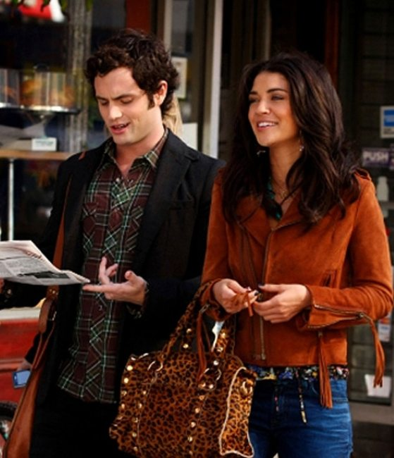 Gossip Girl Couples, Penn Badgley, Jessica Szohr