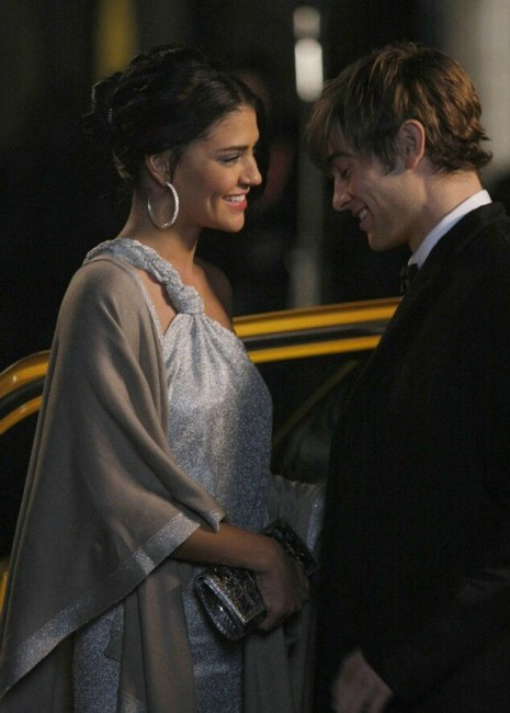 Gossip Girl Couples, Jessica Szohr, Chace Crawford