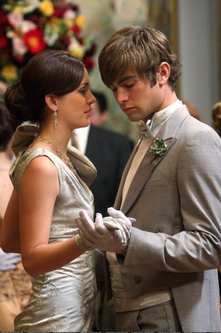 Gossip Girl Couples, Chace Crawford, Leighton Meester