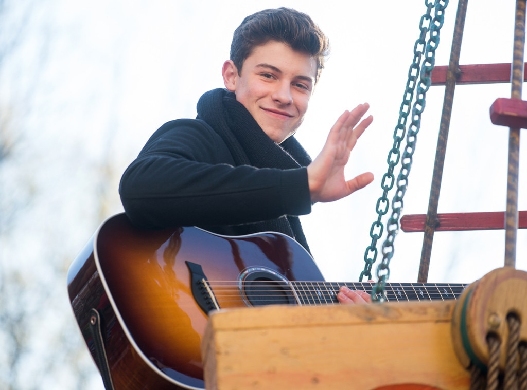 Shawn Mendes, Thanksgiving Day Parade