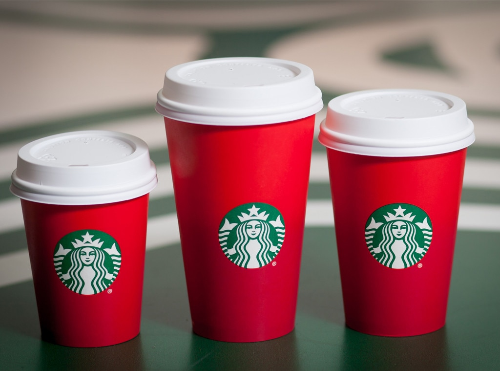 2015 Starbucks Holiday Red Cup