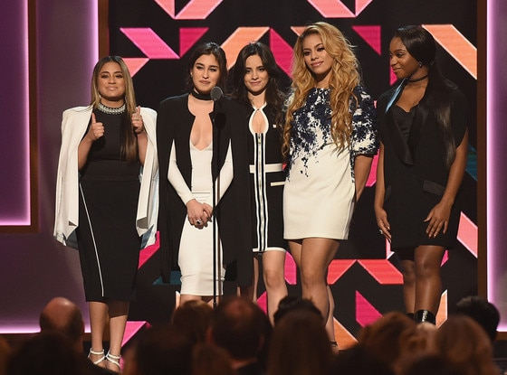 Camila Cabello, Fifth Harmony, iHeartRadio Jingle Ball