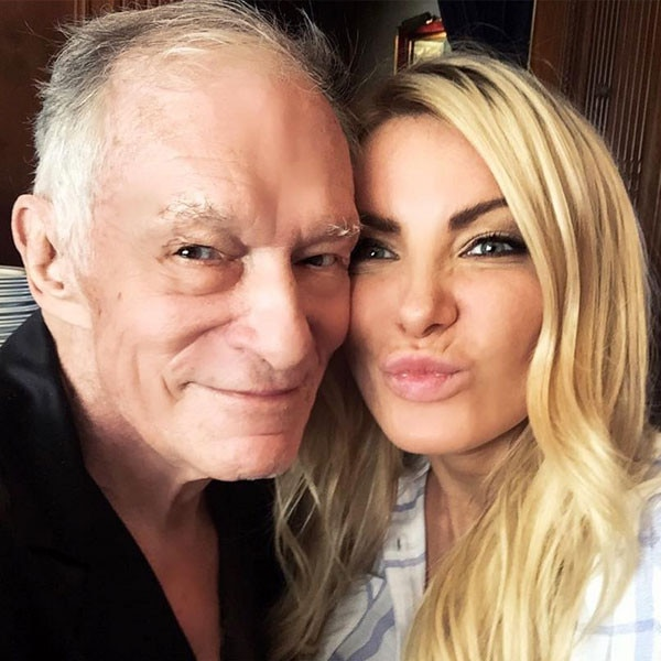 Happy 3rd Anniversary Hugh Hefner And Crystal Harris Here Are 5 Of Their Cutest Moments