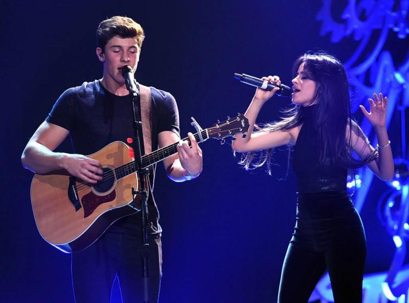 iHeartRadio Jingle Ball, Shawn Mendes, Camila Cabello