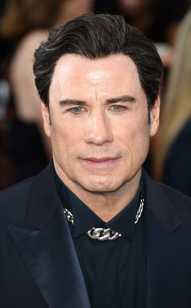 John Travolta Plastic Surgery