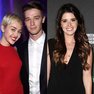 Miley Cyrus & Patrick Schwarzenegger: I Approve of ...