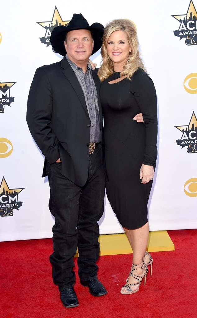 Garth Brooks, Trisha Yearwood, Academy of Country Music Awards