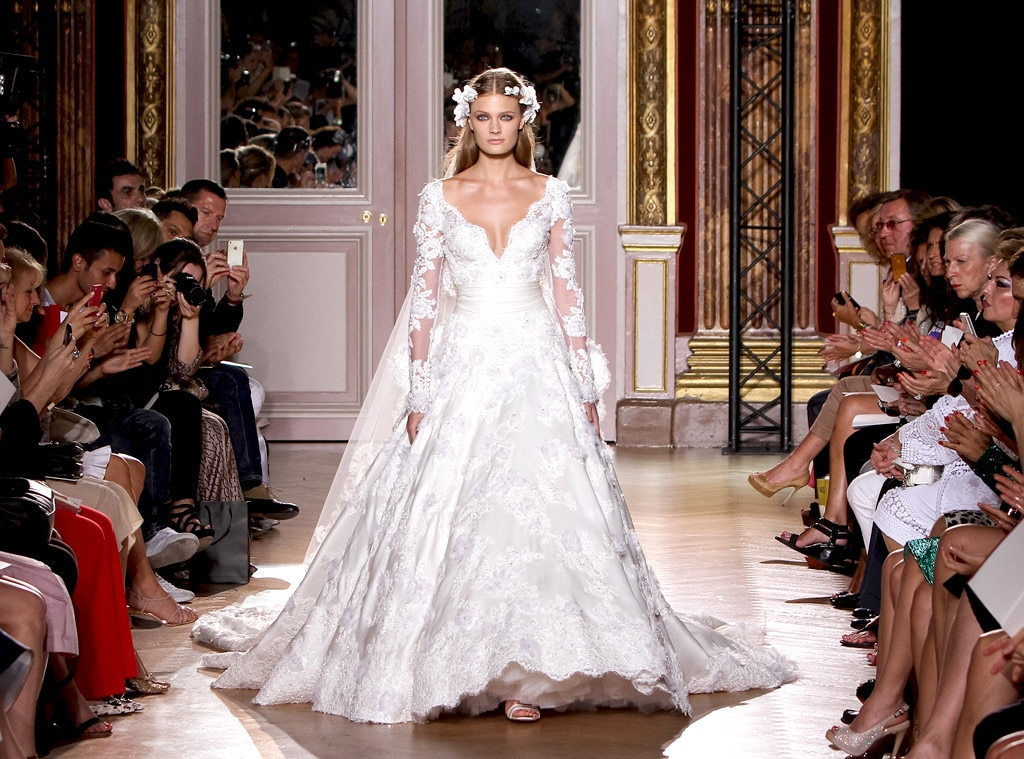 Zuhair Murad, 2012 From Most Show-Stopping Wedding Gowns