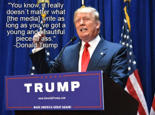 Image result for trump quote about how great he is