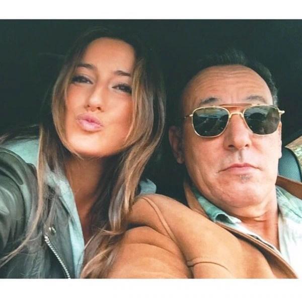 Bruce Springsteen's Daughter Jessica Flaunts Impressive ...