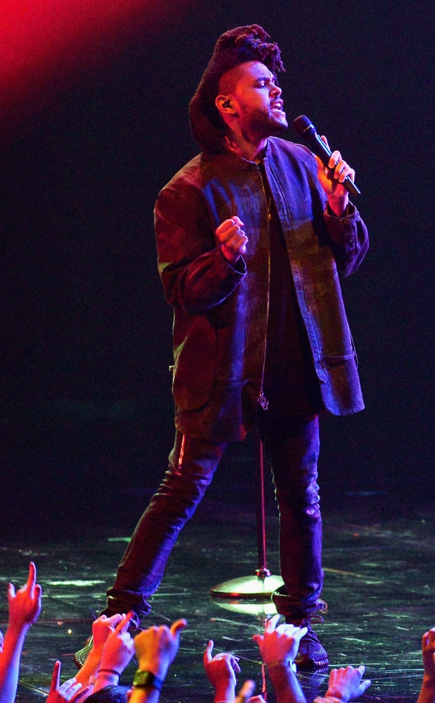 The Weeknd, 2015 MTV Video Music Awards, VMA