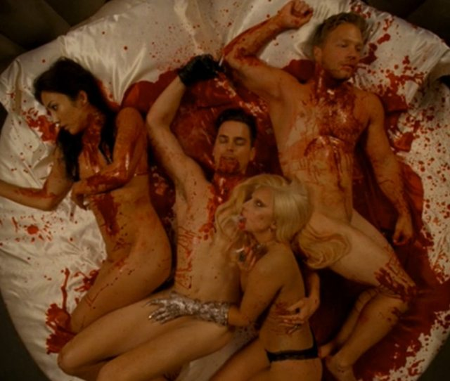 Bloody Sex American Horror Story Hotel