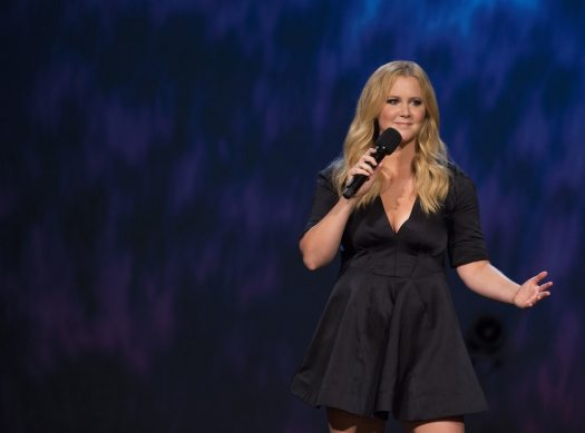 Amy Schumer: Live at the Apollo Was Embarrassingly ...