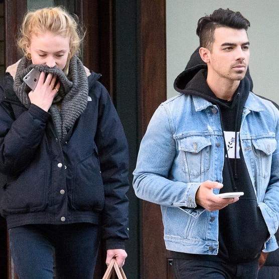 Image result for joe jonas and sophie turner