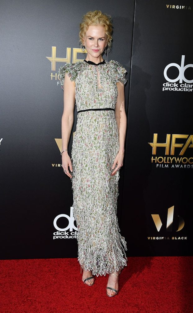 Nicole Kidman, 2016 Hollywood Film Awards