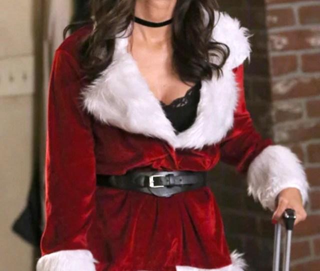 Megan Fox From Stars As Sexy Santas E News