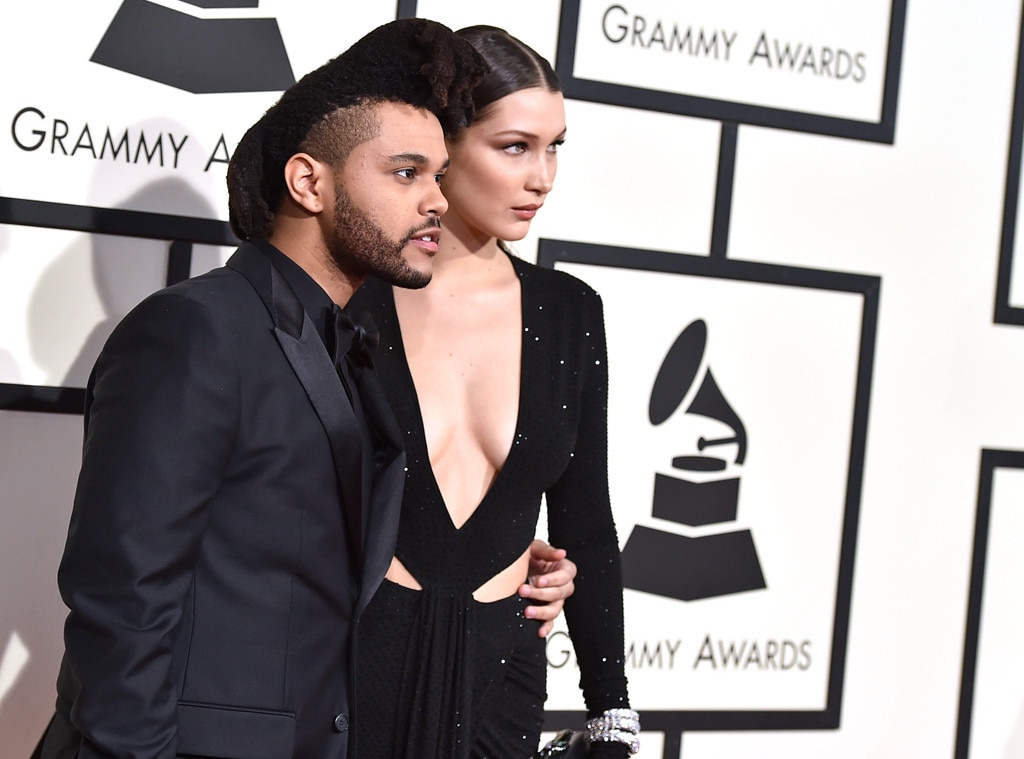 Awkward? Bella Hadid and Ex-Boyfriend The Weeknd Find Themselves at Same Club
