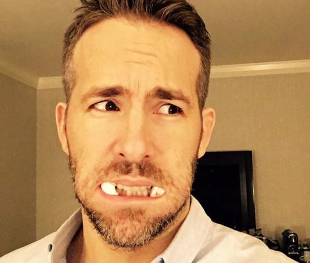 Ryan Reynolds Facebook