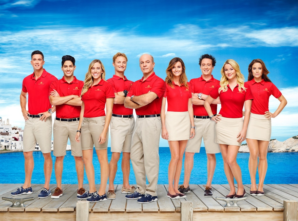 Below Deck Mediterranean Sets Sails With A Whole Lot Of