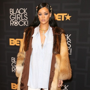 Rihanna Hopes She Can Inspire a Lot of Young Women While ...