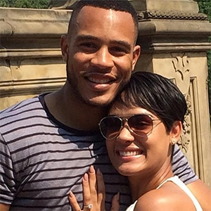 Empires Grace Gealey Amp Trai Byers Are Married E News