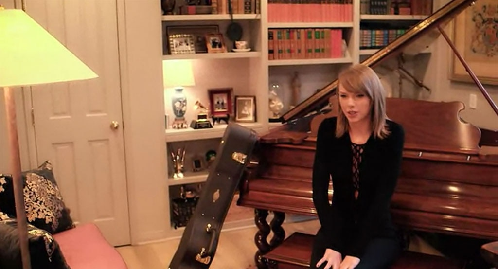 Heres How To Give Your Home The Taylor Swift Touch E News