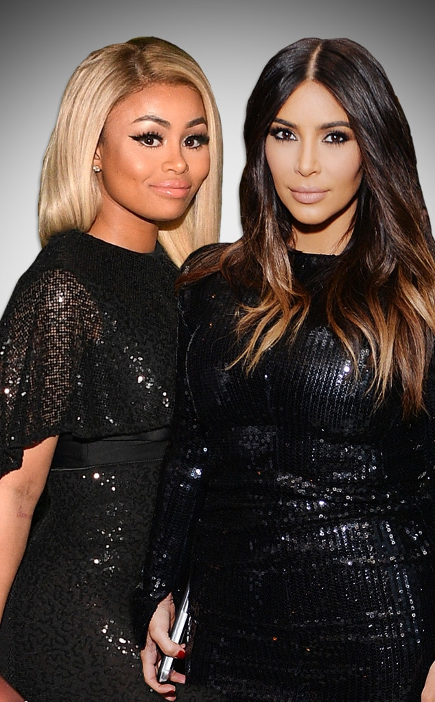 Image result for BLAC CHYNA AND THE KARDASHIAN SISTERS