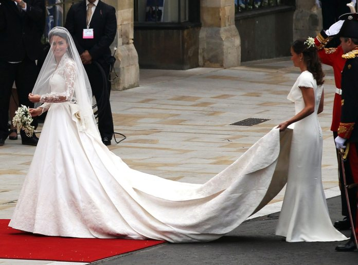 Kate Middleton, Prince William, Royal Wedding, Pippa Middleton