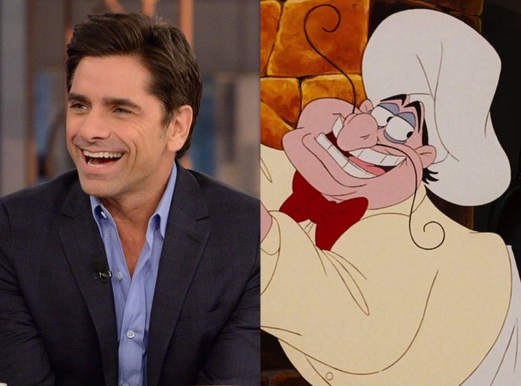 Image result for John Stamos - Chef Louis