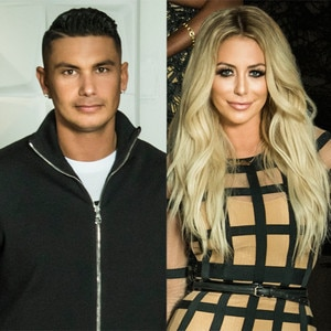 Aubrey O Day Was Not Into Pauly D After Their First Meeting on     Aubrey O Day Was Not Into Pauly D After Their First Meeting on Famously  Single    There Isn t a Lot of Substance   Watch Now  on Famously Single    E  News