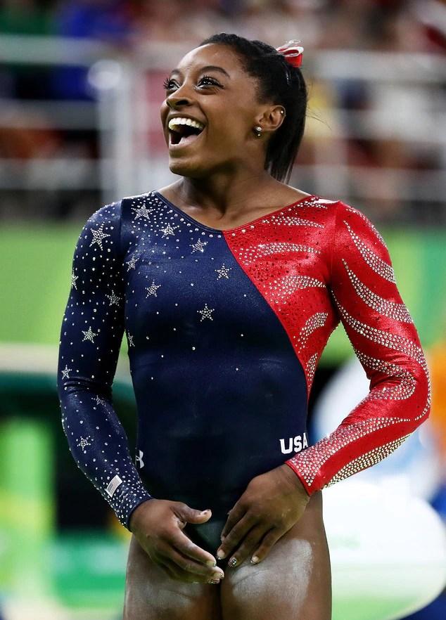 Simone Biles, 2016 Rio Summer Olympics