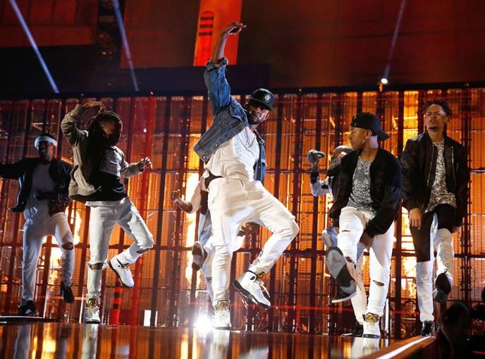 Usher, iHeartRadio Festival