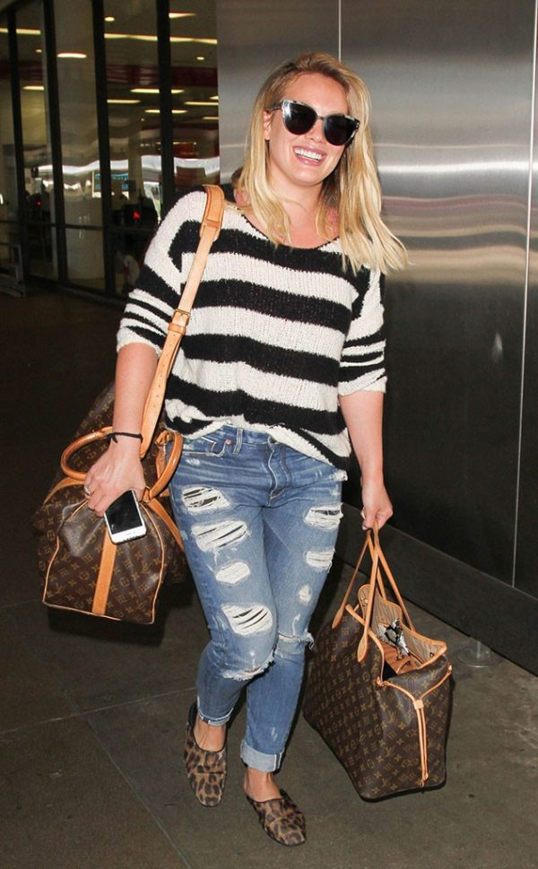 Hilary Duff from The Big Picture: Today's Hot Photos   E! News