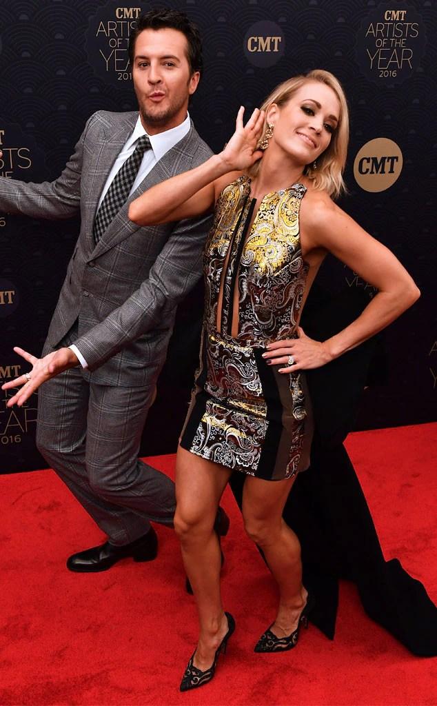Luke Bryan, Carrie Underwood