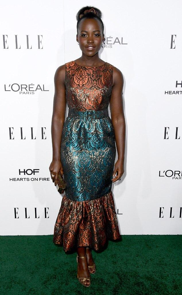 Lupita Nyong'o in Duro Olowu