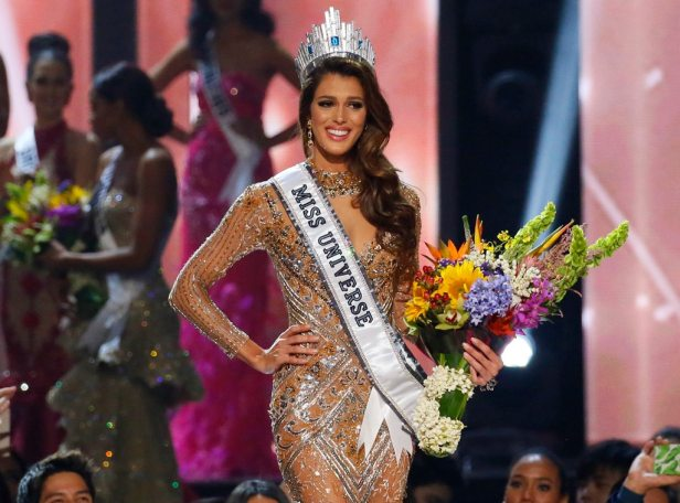 Image result for Iris Mittenaere - 2016