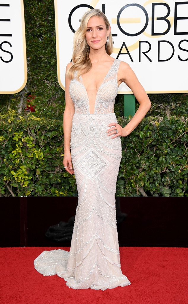 2017 Golden Globes Red Carpet Arrivals Kristin Cavallari , 2017 Golden Globes, Arrivals