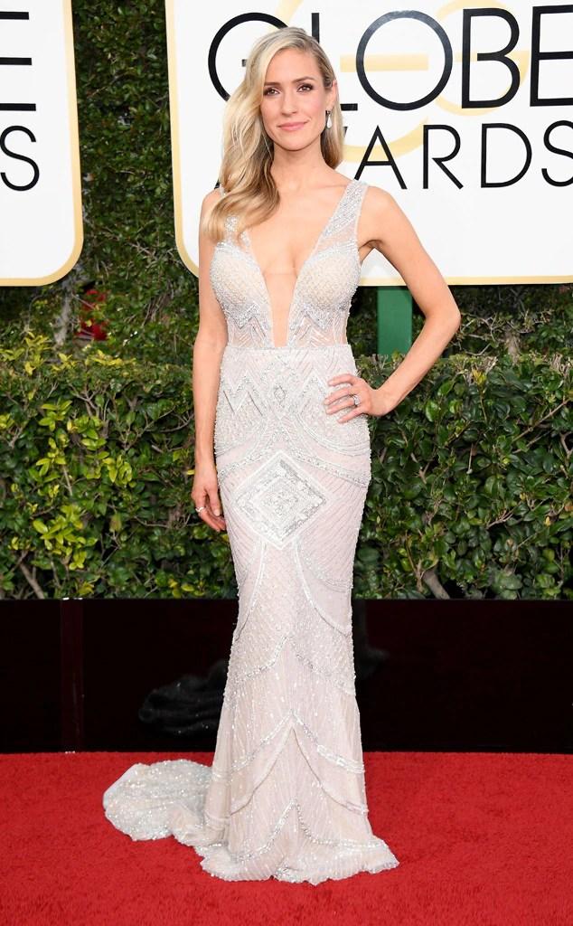 2017 Golden Globes Red Carpet Arrivals Kristin Cavallari , 2017 Golden Globes, Arrivals