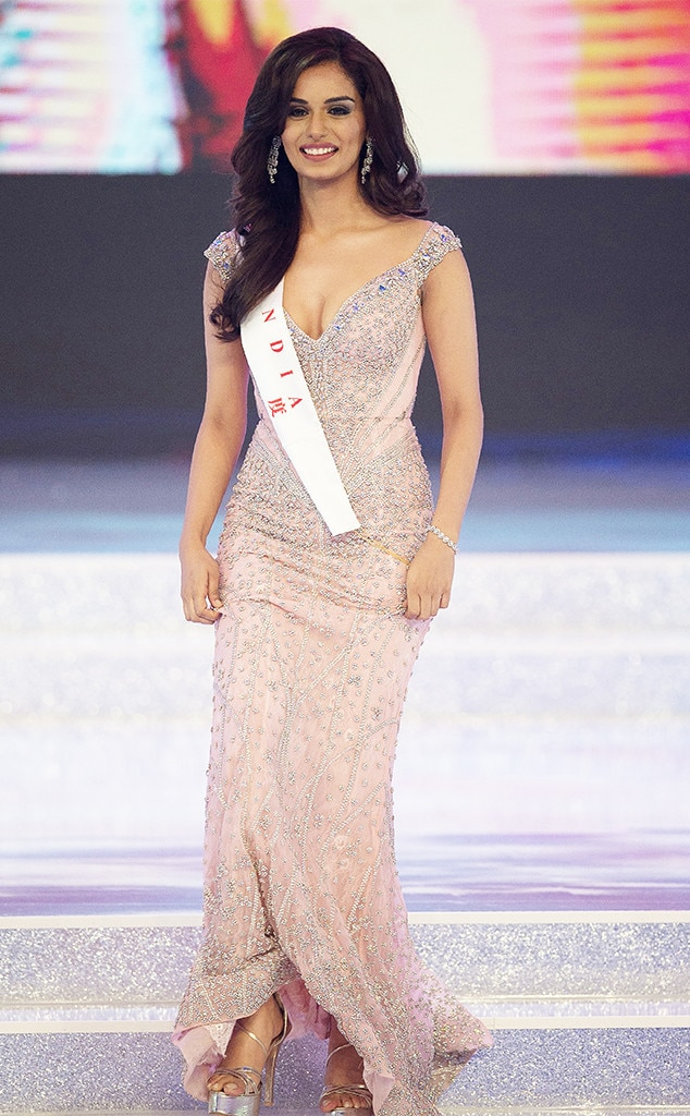 Miss World, 2017, Miss India Manushi Chhilar