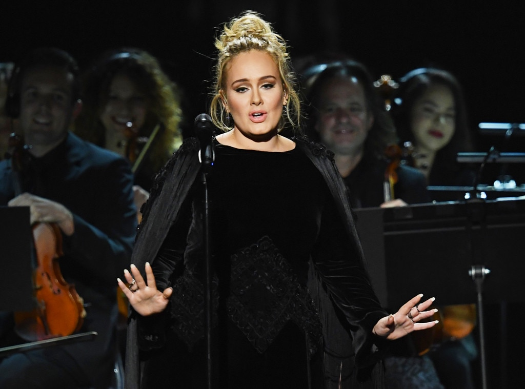 Image result for adele grammys