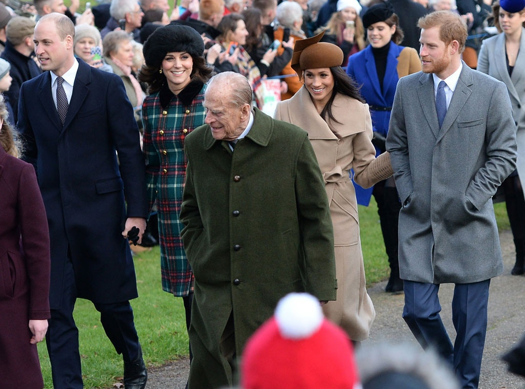Meghan Markle Joins Prince Harry, Kate Middleton and ...