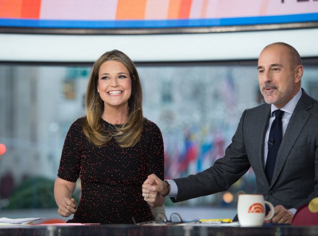 Savannah Guthrie Makes Her (Early) Today Show Return After ...