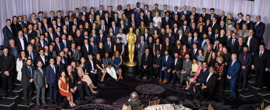 Oscar Luncheon, Class Photo 2017