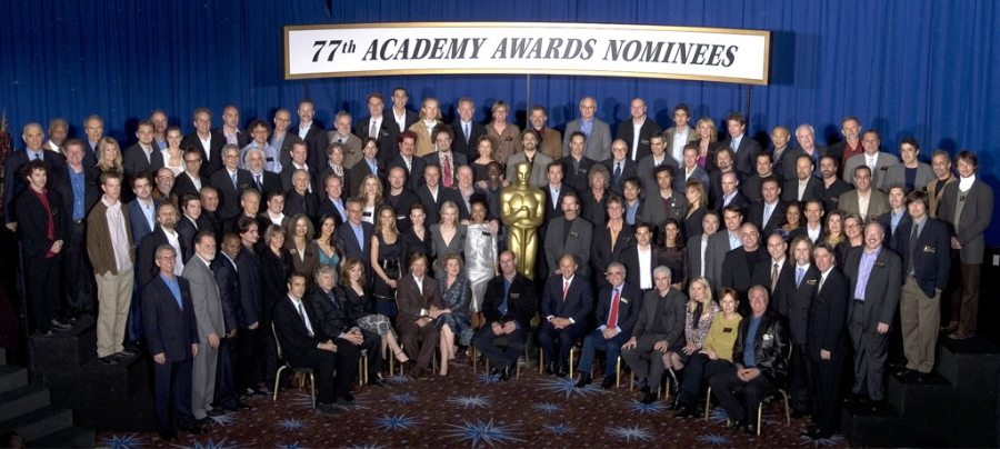Oscar Luncheon, Class Photo 2005