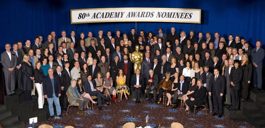 Oscar Luncheon, Class Photo 2008