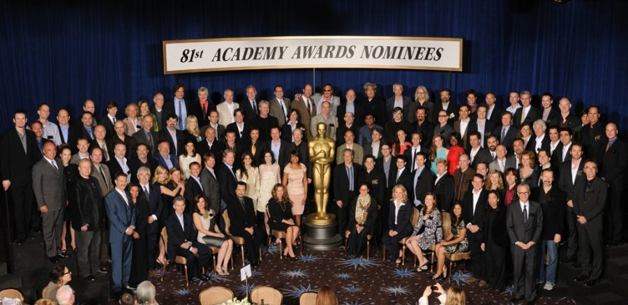Oscar Luncheon, Class Photo 2009