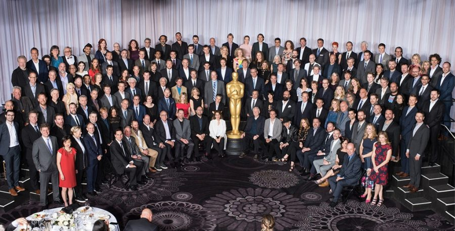 Oscar Luncheon, Class Photo 2016