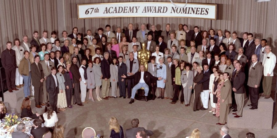 Oscar Luncheon, Class Photo 1995